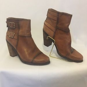 Jessica Simpson's JP-Clara's Leather Bootie